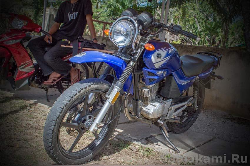 Аренда байка, скутера, мотоцикла в  Пуэрто-Принцессе