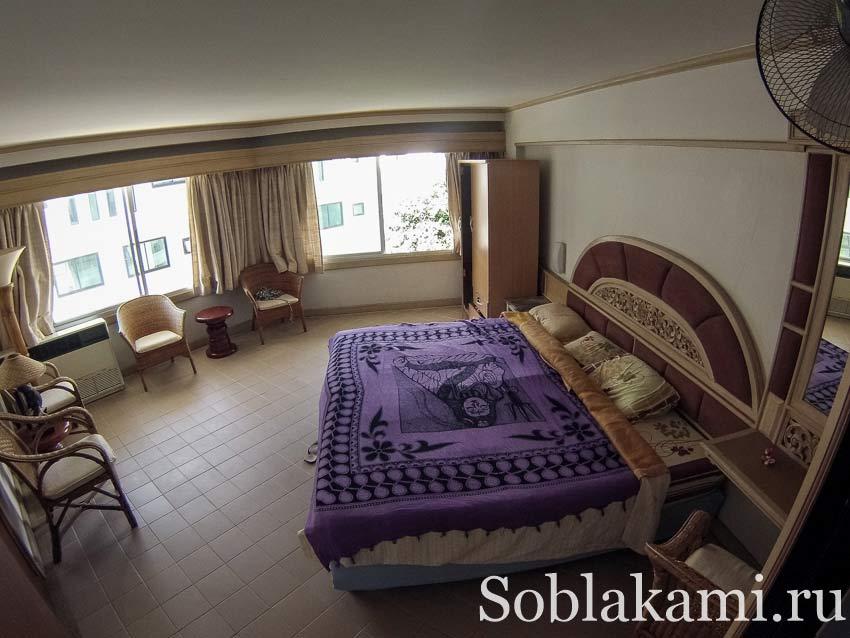 Наша квартира в Чиангмае: сдают ли кондо на две недели