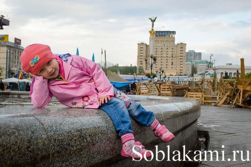 Киевские каникулы: неделя без мыслей о войне