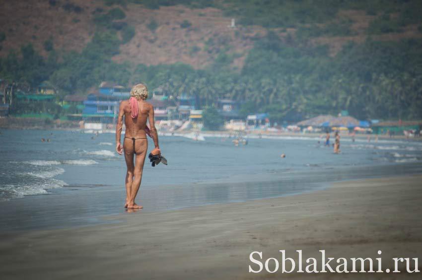 Пляжи Северного Гоа: 47 фото, отзывы