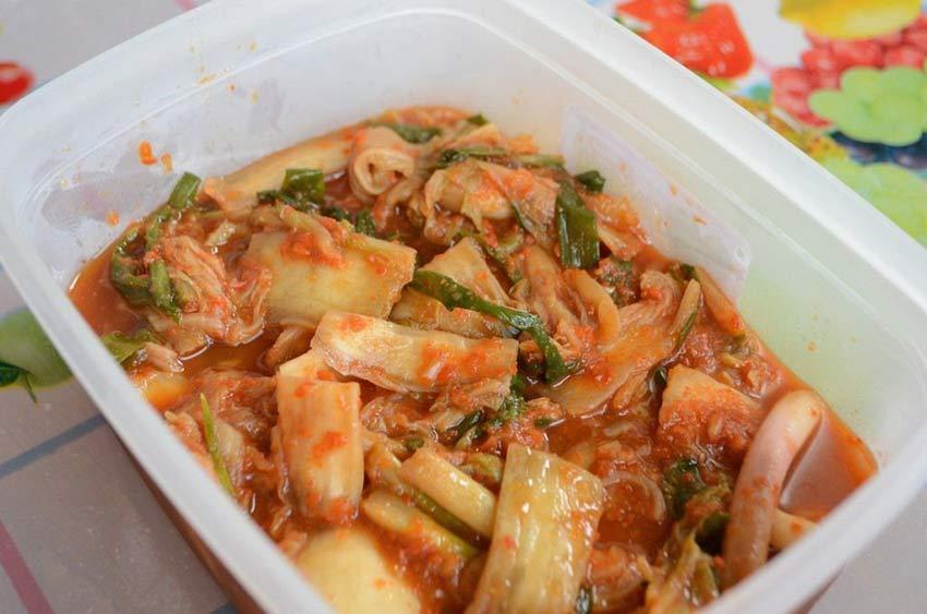 Рецепты корейских блюд Кимчи и Бульгоги от нашего соседа