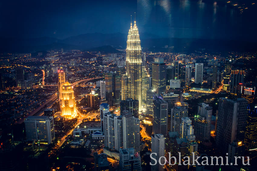 Куала-Лумпур: город будущего