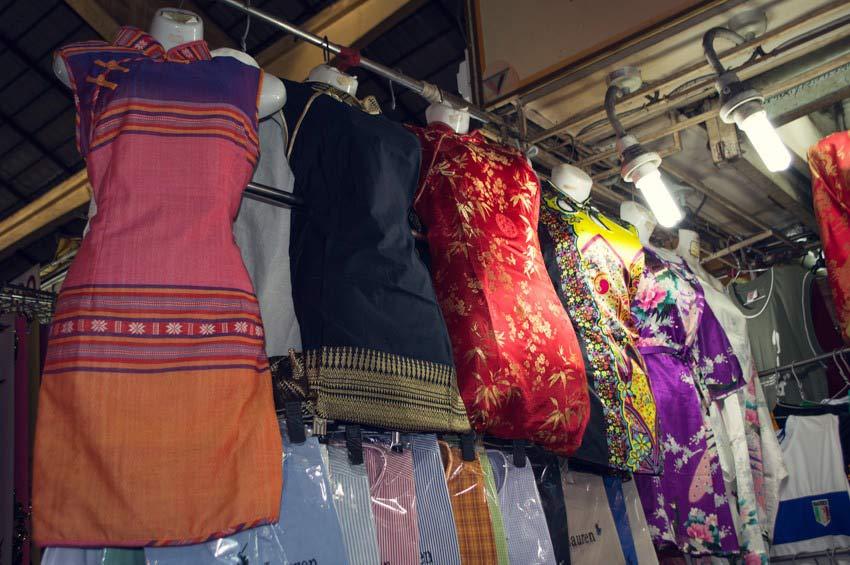 Как шьют платья фабрики