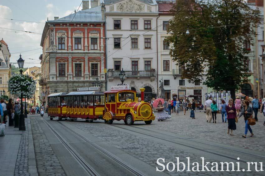 Неделя во Львове: ешь, молись, люби