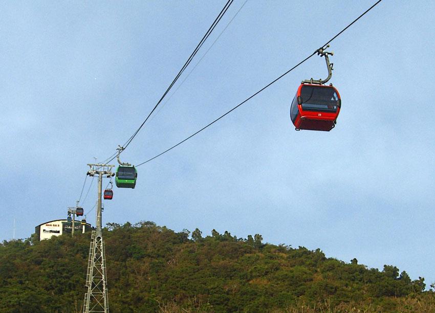 """""""Sky Park"""" на Большой горе в Вунгтау: хлеб, зрелища и немного религии"""