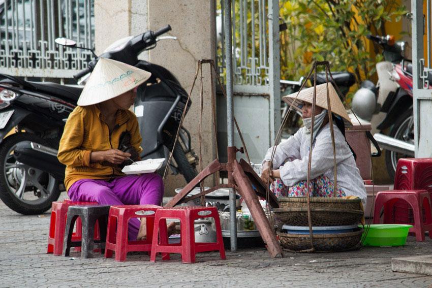 Особенности поведения вьетнамцев
